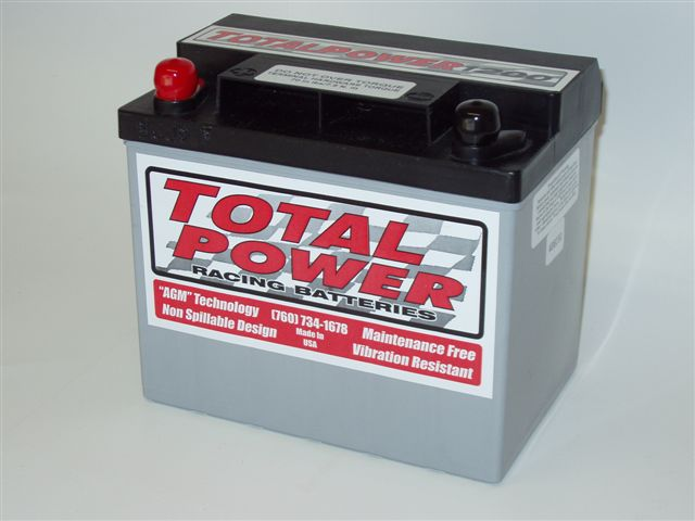 TP-1500 TOTAL POWER Racing Battery