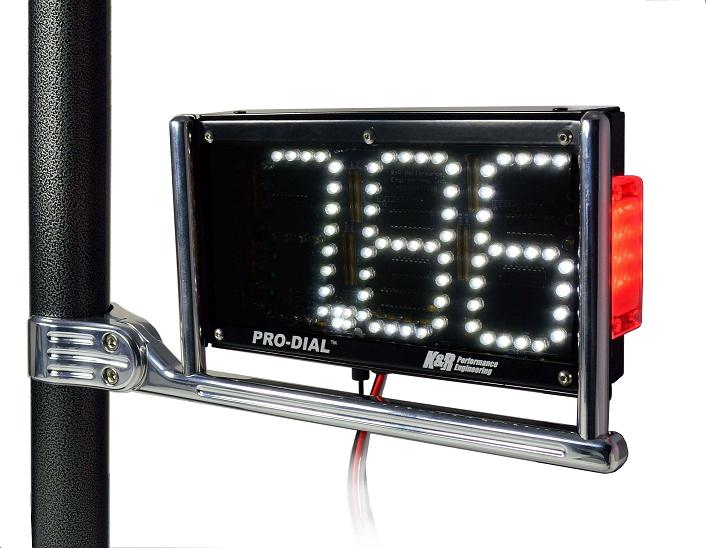 Dual Side Pro-Dial Dial Board w/ tailight