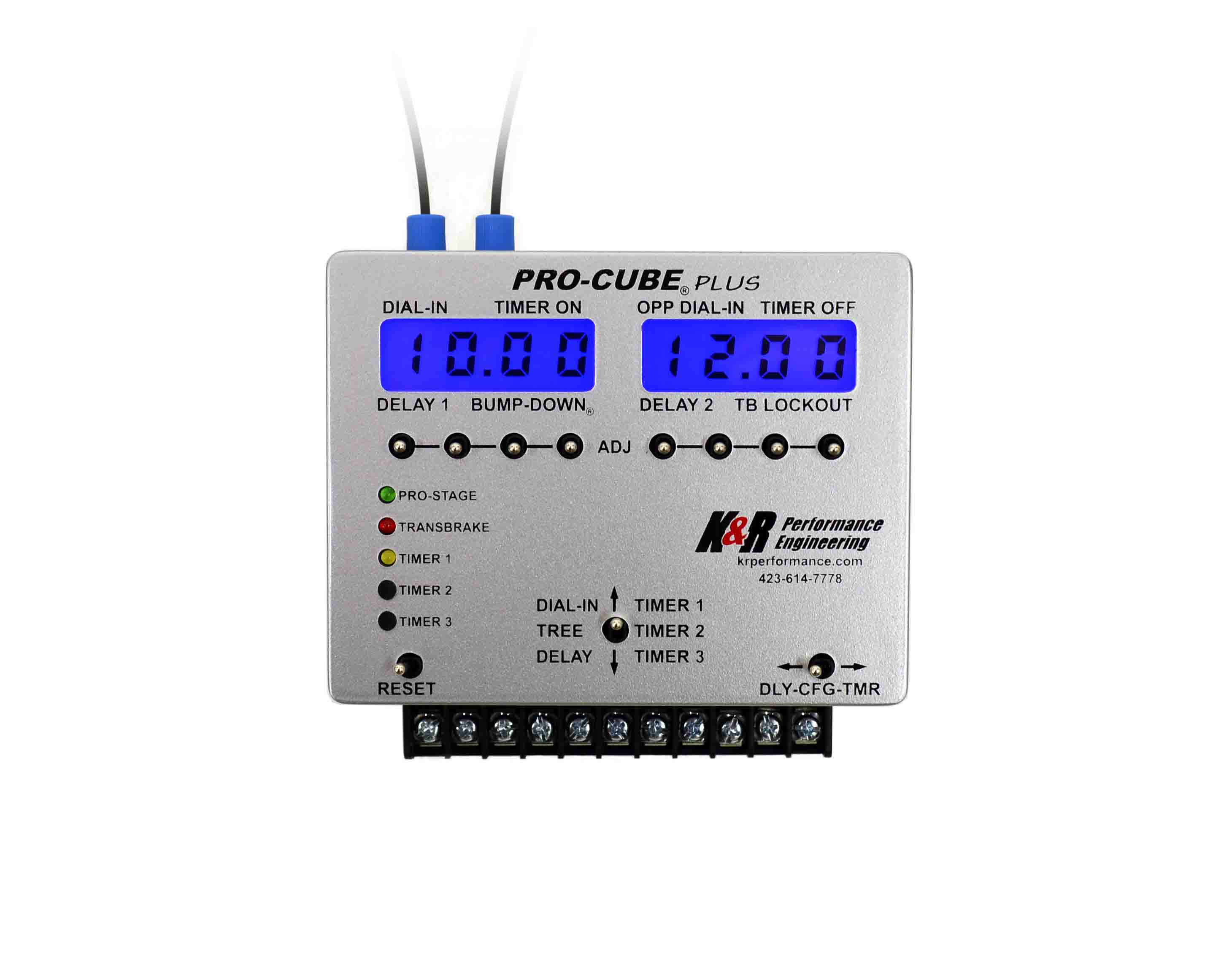 Delay Boxes K R Performance Engineering Wiring A Timer Switch Diagram Pct1 Pro Cube Plus
