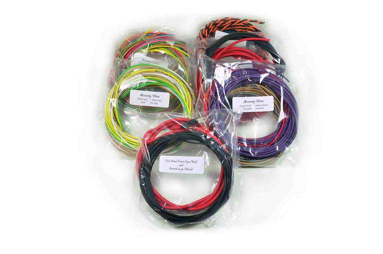 Complete Re-wire Kit